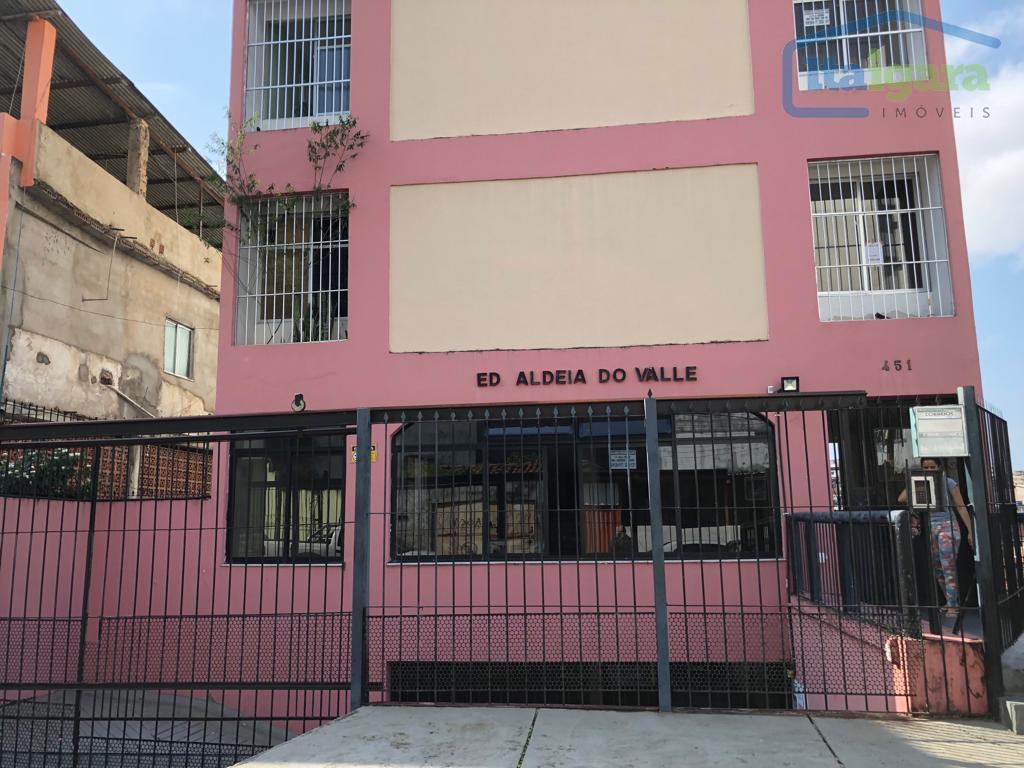 Apartamento com 1 dormitório à venda, 37 m² por R$ 130.000 - Federação - Salvador/BA
