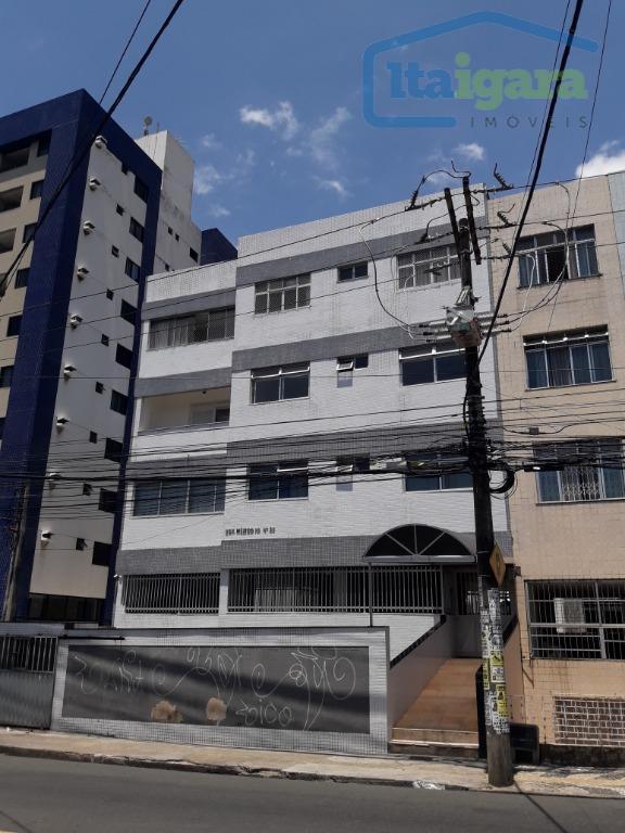 Apartamento com 3 dormitórios à venda, 110 m² por R$ 260.000 - Brotas - Salvador/BA