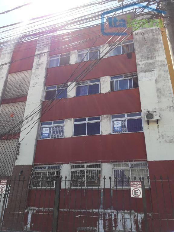 Apartamento com 2 dormitórios para alugar - Federação - Salvador/BA