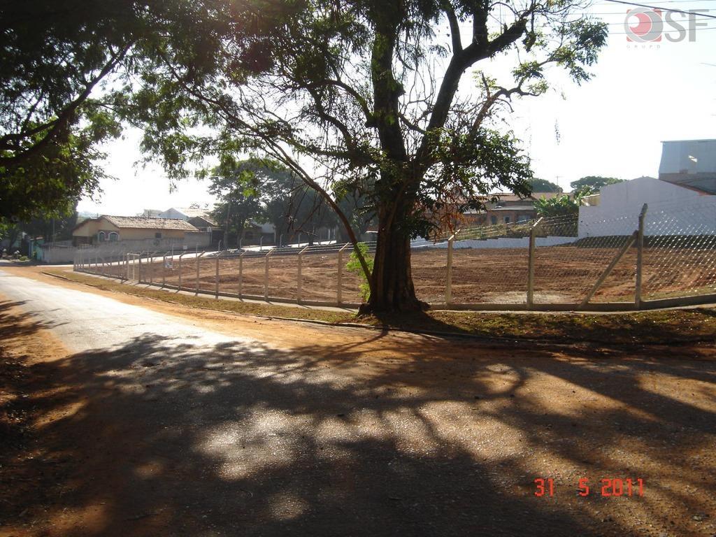 Terreno residencial à venda, Vila Santa Isabel, Campinas.