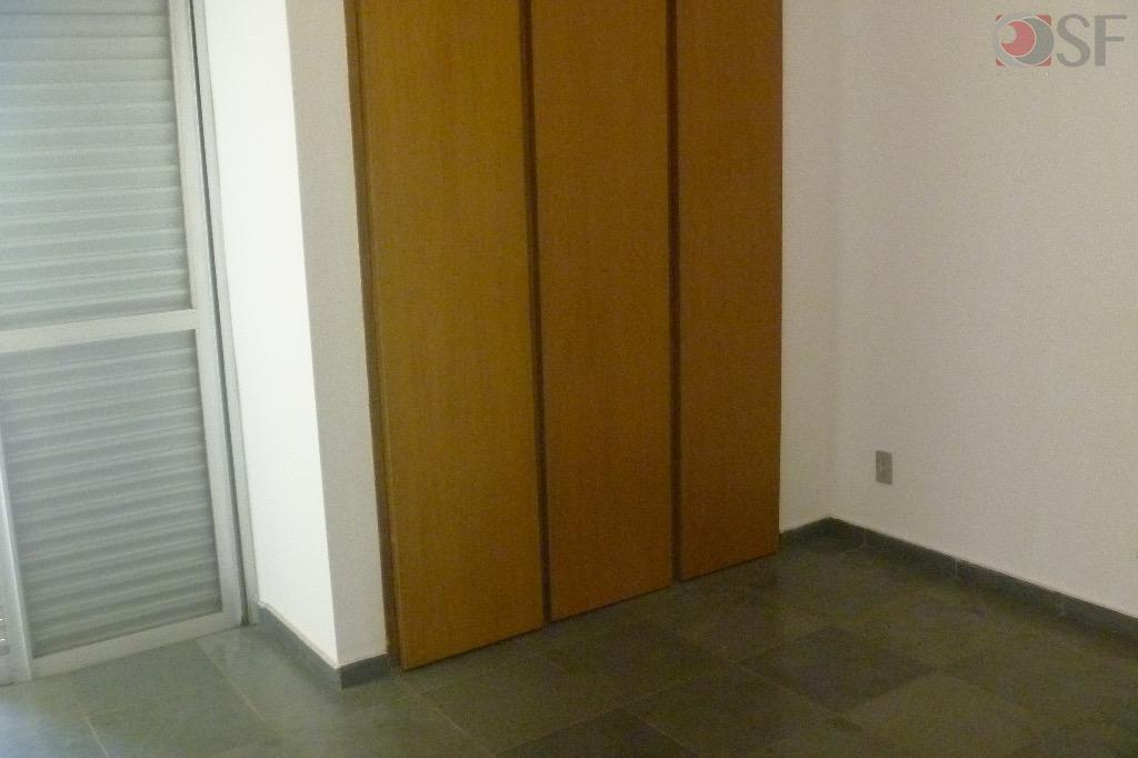 Apartamento  residencial 01 dormitório à venda, Cambuí, Campinas.