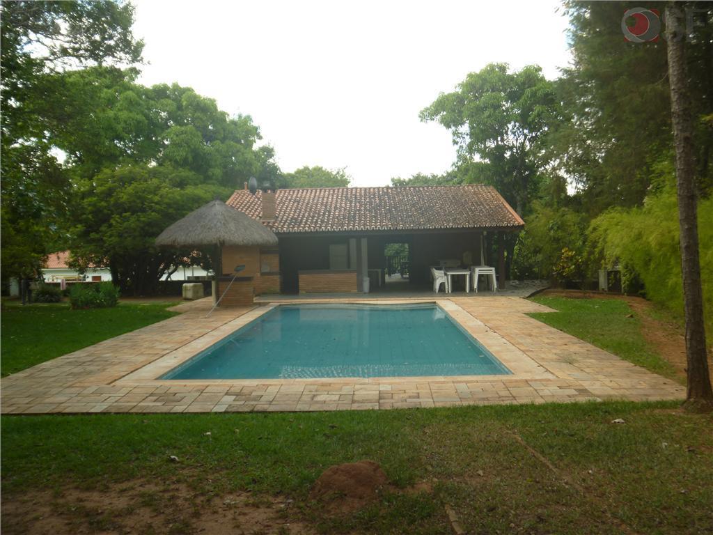 Chácara  residencial à venda, Santa Úrsula, Jaguariúna.