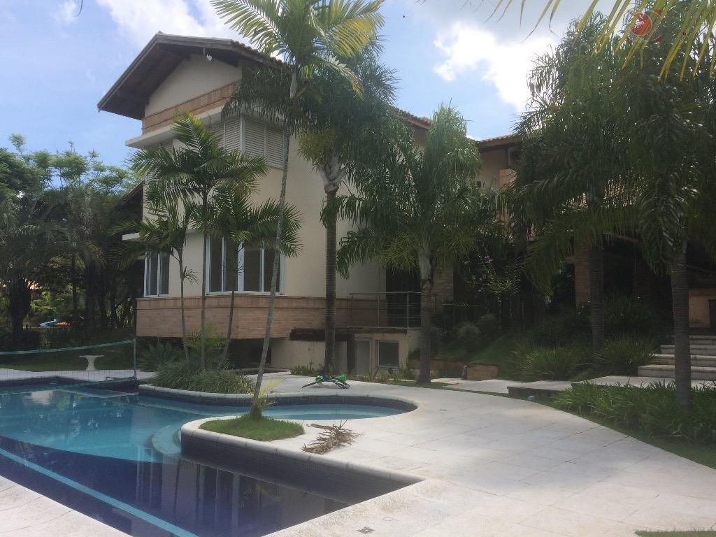 Casa residencial para venda, Condomínio Vale do Itamaracá, Valinhos.