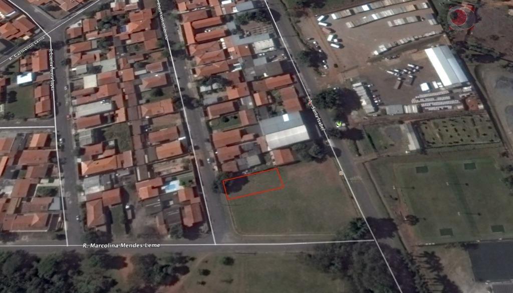 Terreno residencial à venda, Jardim Santa Genebra II (Barão Geraldo), Campinas.