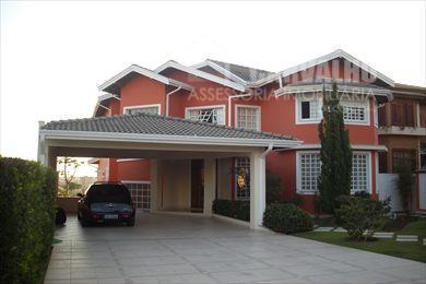 Casa residencial à venda, Condomínio Jardim Theodora, Itu - CA1302.