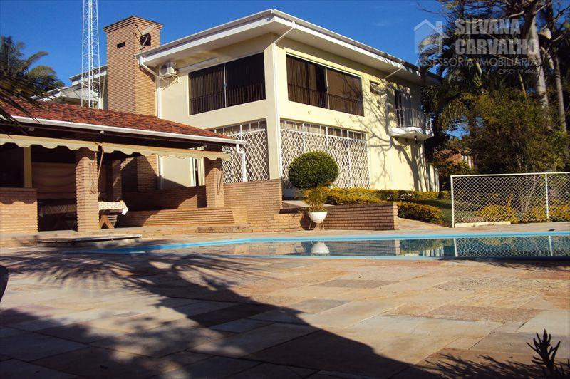 Casa residencial à venda, Condomínio Terras de São José, Itu - CA2337.