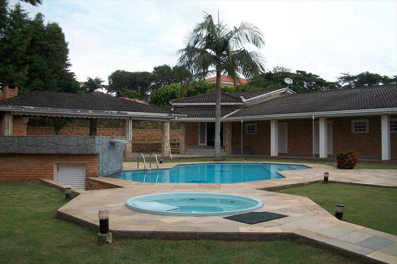Casa residencial à venda, Condomínio Terras de São José, Itu - CA2765.