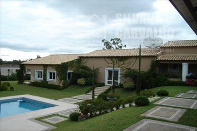 Casa residencial à venda, Condomínio Terras de São José, Itu - CA0819.