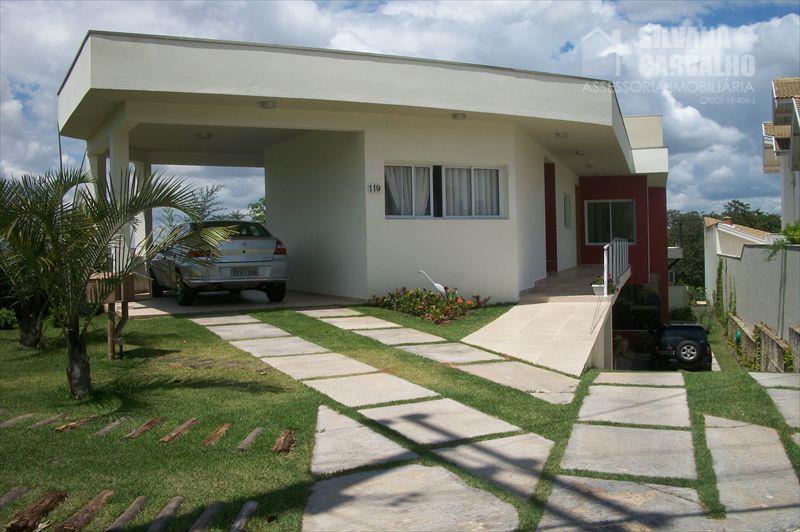 Casa residencial à venda, Condomínio Jardim Theodora, Itu - CA2014.