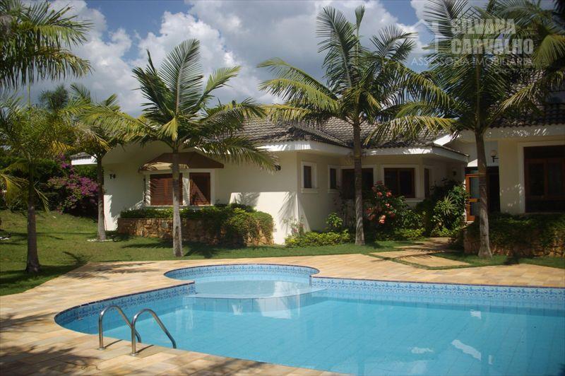 Casa residencial à venda, Condomínio Terras de São José, Itu - CA2123.
