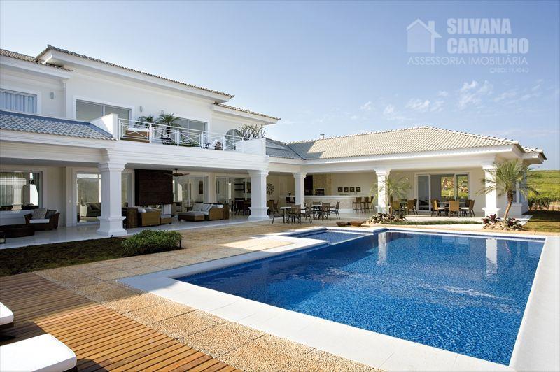 Casa à venda no Condomínio Terras de São Jose ll em Itu - CA1477.