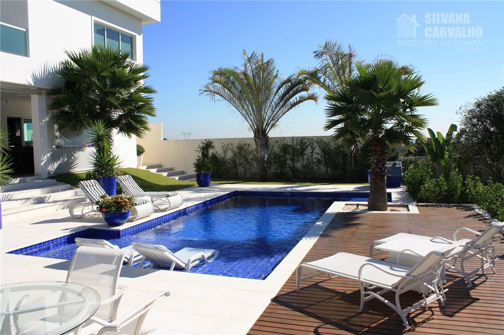 Casa residencial à venda, Condomínio Xapada Parque Ytu, Itu - CA5316.