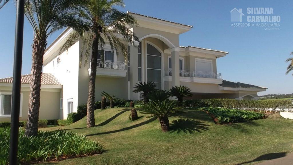 Casa à venda no Condomínio Terras de São José II em Itu.