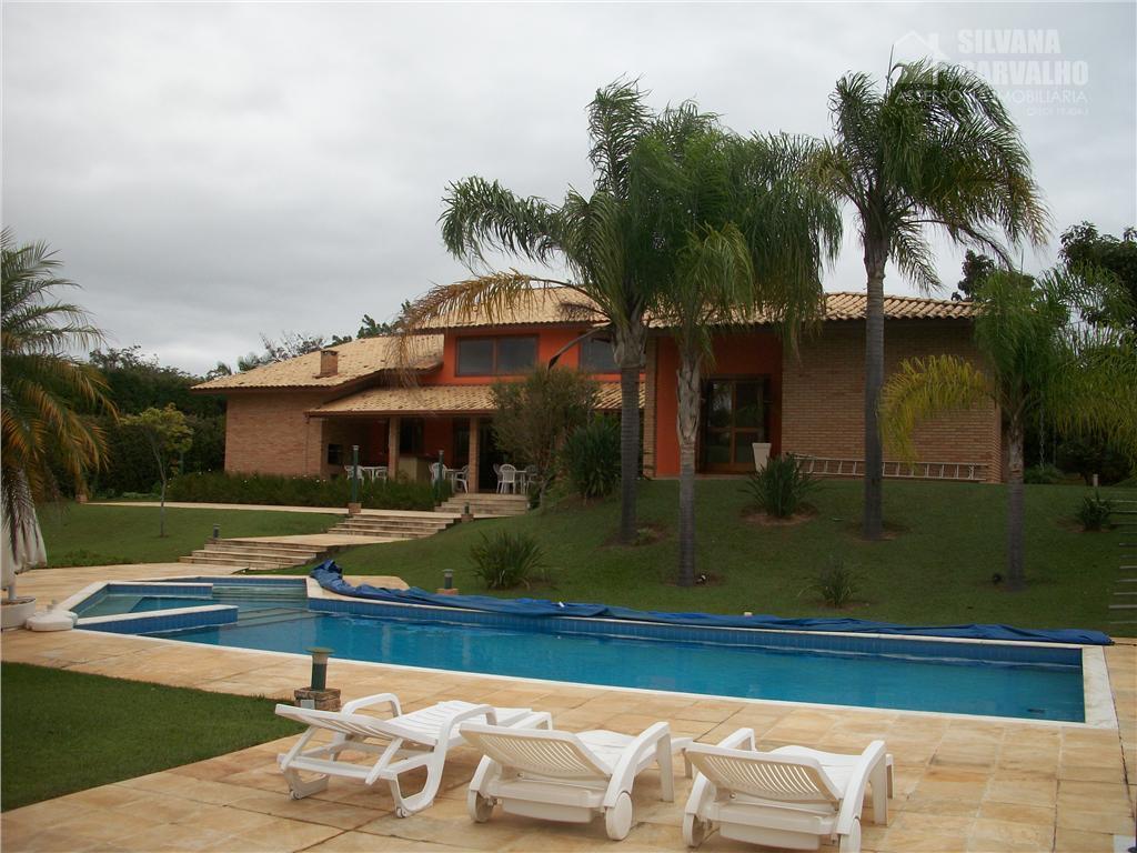 Casa à venda no Condomínio Vila Real em Itu - CA2954.