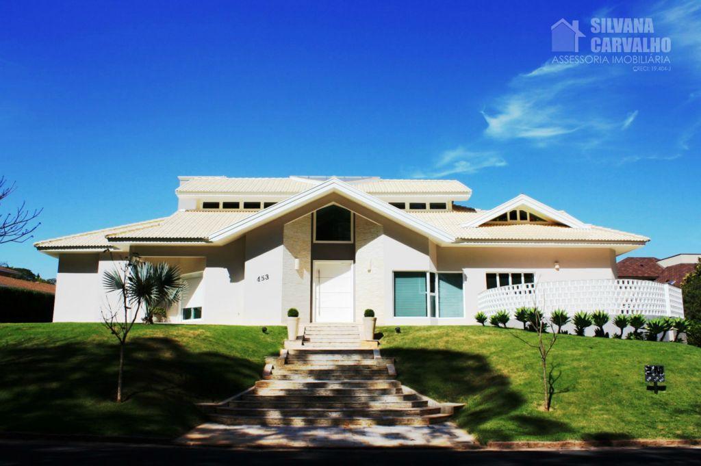 Casa residencial à venda, Cond. Vila Real, Itu.