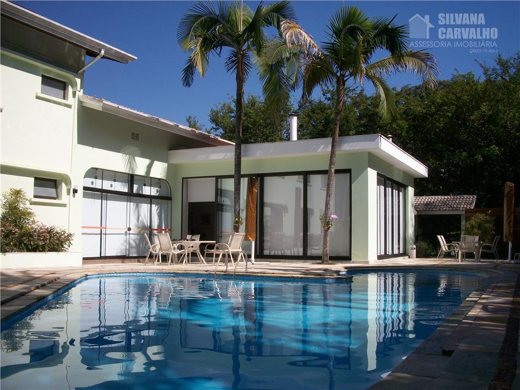 Casa residencial à venda, Condomínio Terras de São José, Itu - CA4554.