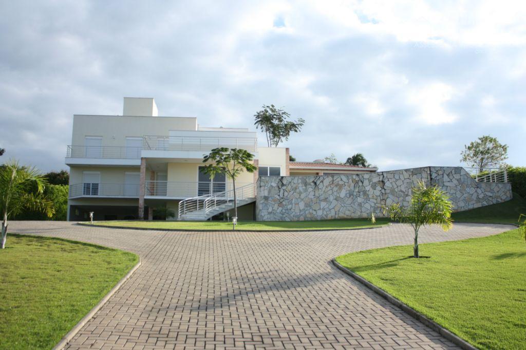 Casa residencial à venda, Fazenda Vila Real de Itu, Itu - CA4511.