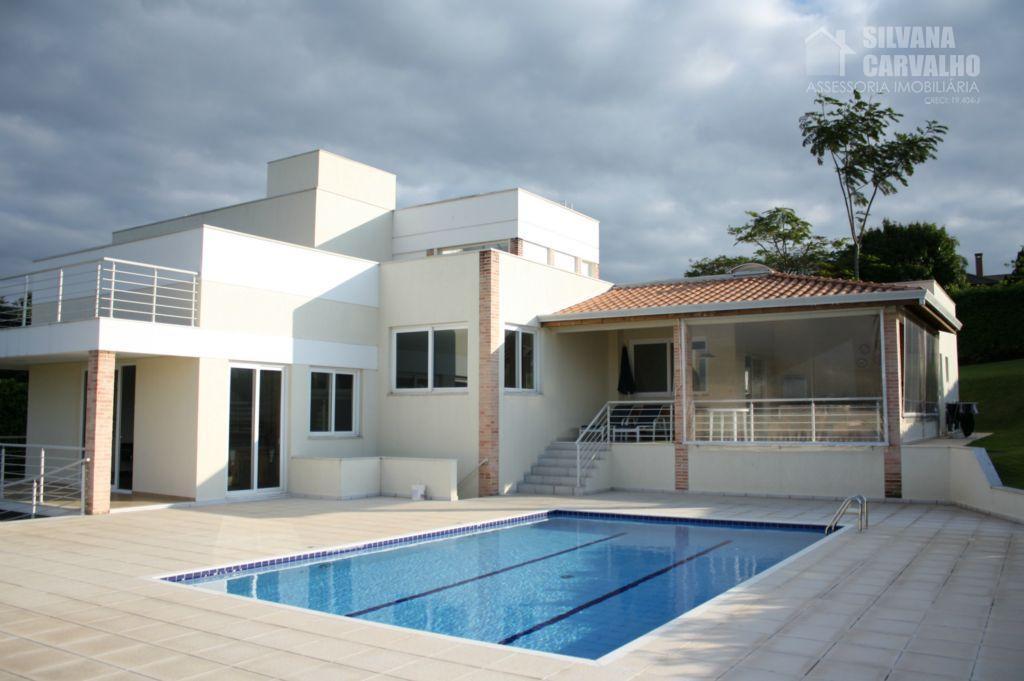 Casa à venda no Fazenda Vila Real em Itu.