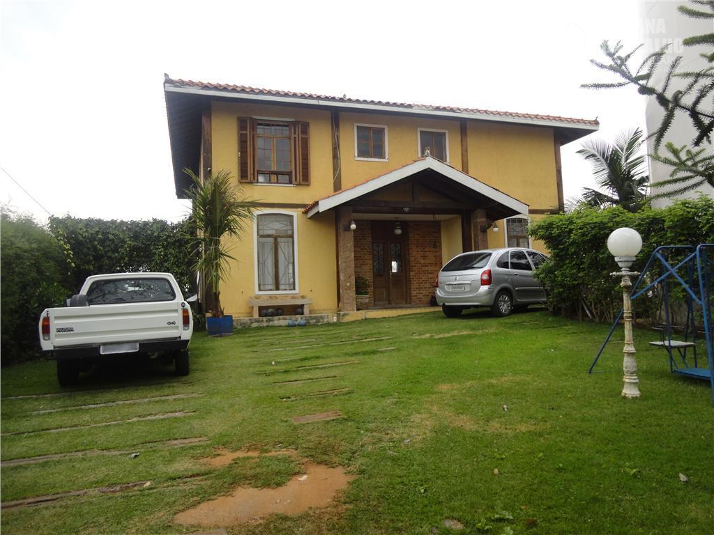 Casa à venda no Condomínio Campos de Santo Antonio em Itu - CA0265.