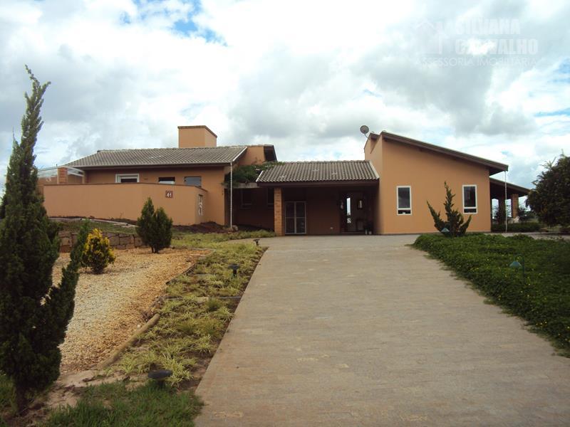 Casa residencial para venda e locação, Condomínio Terras de São José II, Itu - CA3149.