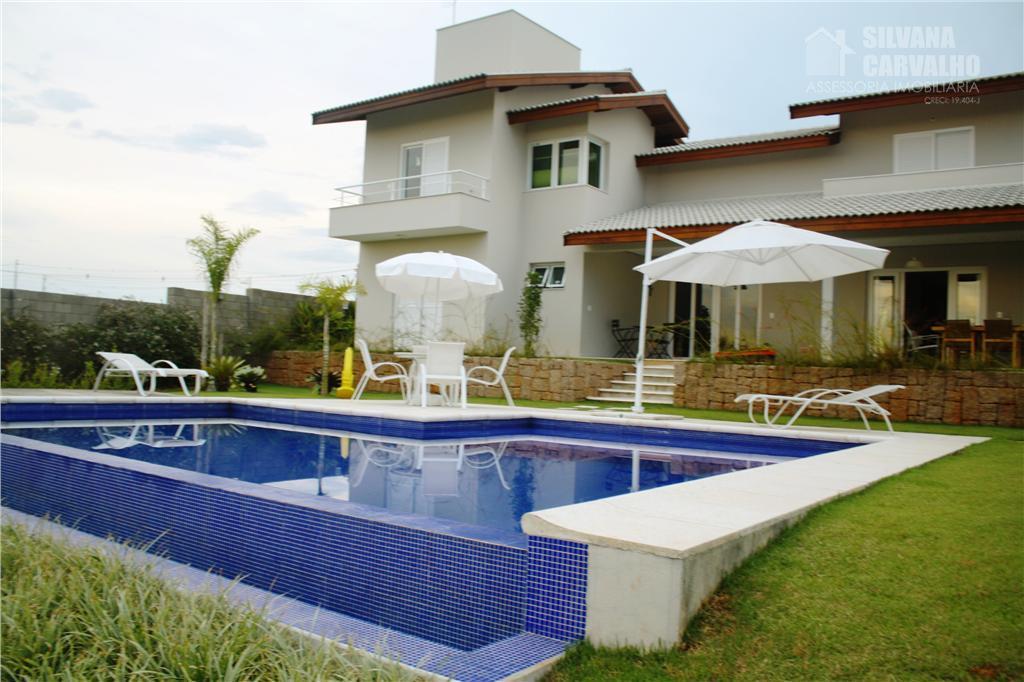 Casa residencial à venda e Locação, Condomínio Xapada Parque Ytu, Itu.