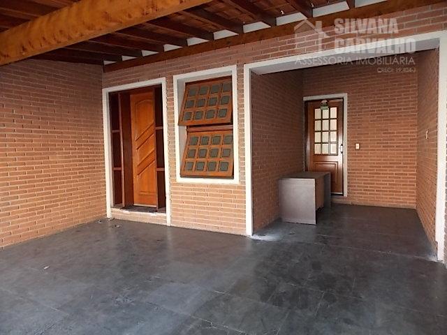 Casa residencial à venda, São Luiz, Itu - CA3417.