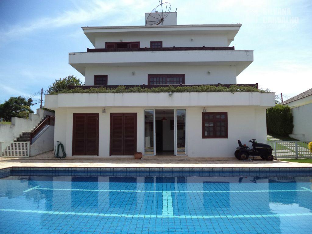 Casa residencial para venda e locação, Condomínio Campos de Santo Antonio, Itu - CA4579.