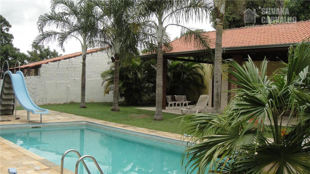 Chácara para venda e locação, Condomínio Chácaras Santa Ines, Itu - CH0209.