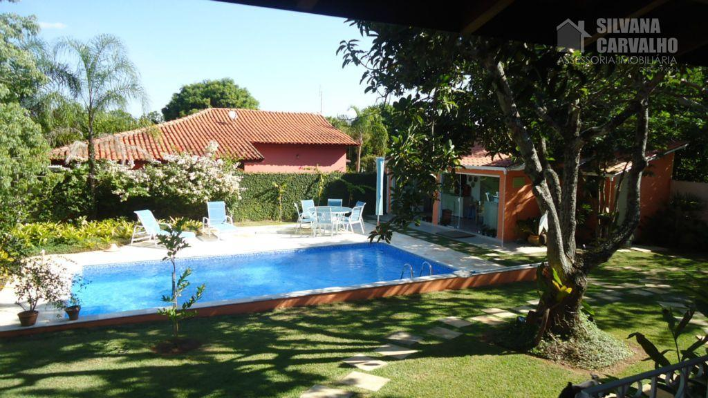 Casa residencial à venda, Cond. Haras Sao Luiz, Salto.