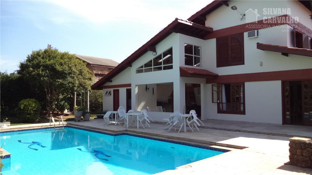 Casa residencial para venda e locação, Condomínio Terras de São José, Itu - CA1559.