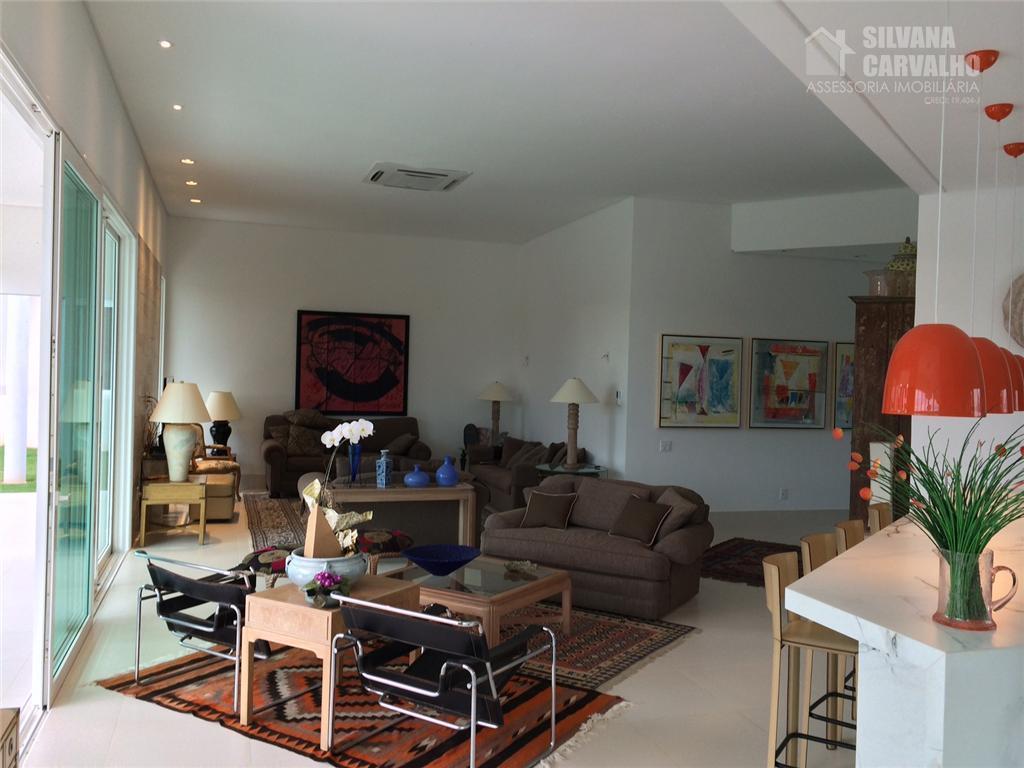 casa à venda no condomínio city castelo em itu, sendo 4 suítes, 650 m². com 7...