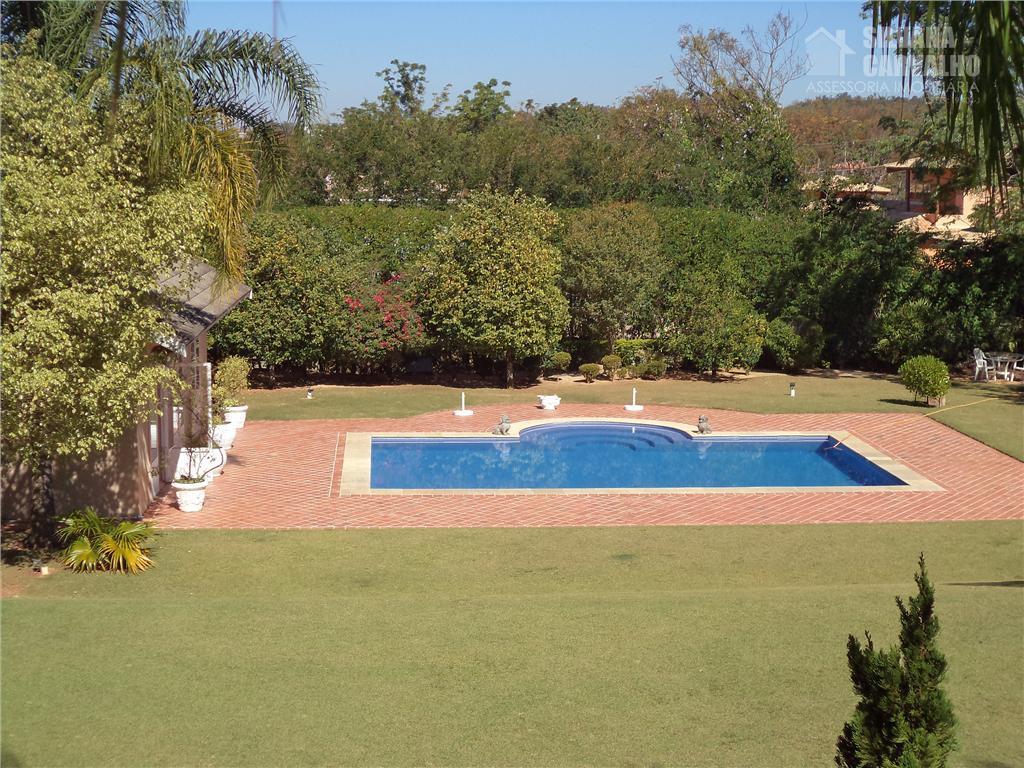 Casa para venda e locação no Cond. Fazenda Vila Real de Itu em Itu