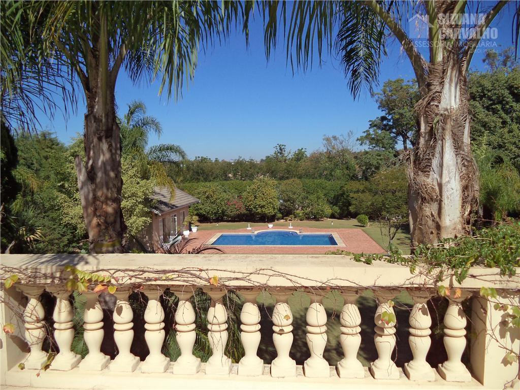 Casa Residencial para locação, Cond. Vila Real, Itu - CA0914.