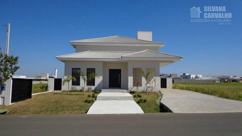 Casa residencial à venda, Condomínio Xapada Parque Ytu, Itu - CA3075.