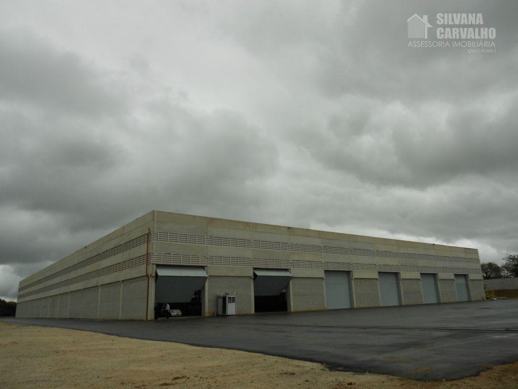 Galpão industrial para venda e locação, Vila Martins, Itu.