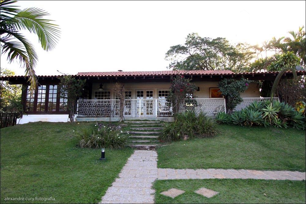 Chácara residencial à venda, Itaim, Itu.