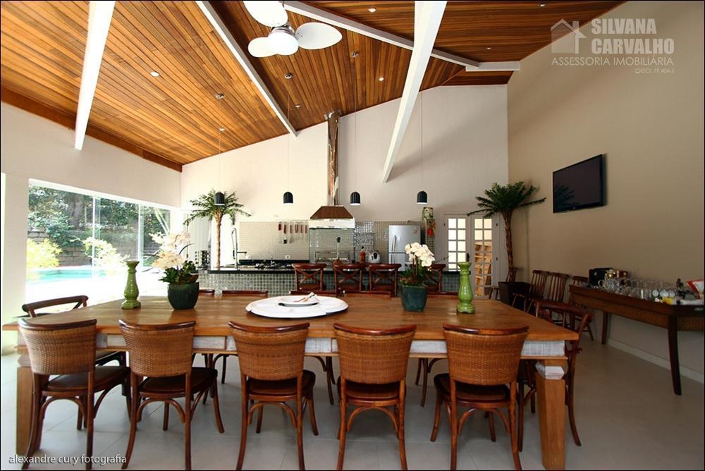 Casa de Alto Padrão  à venda em Itu no Condomínio City Castelo - CA0269.