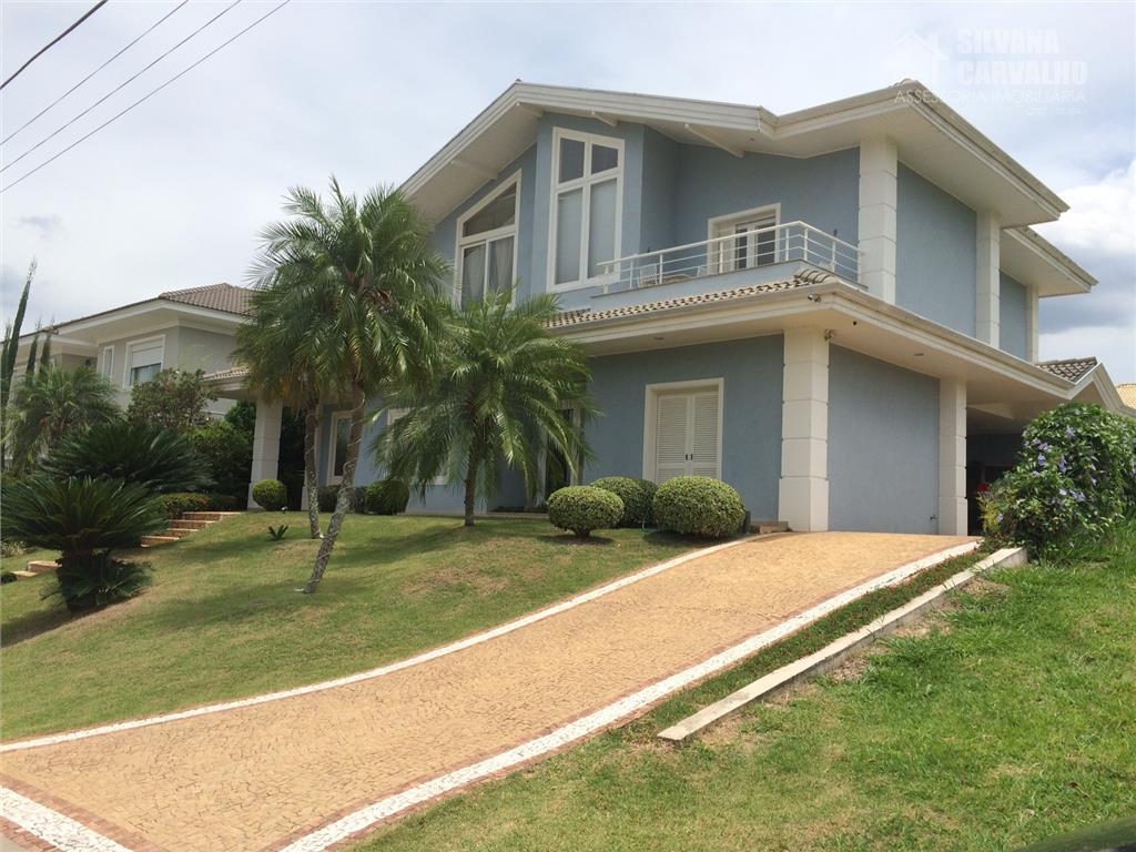 Casa residencial à venda, Jardim Plaza Athénée, Itu.