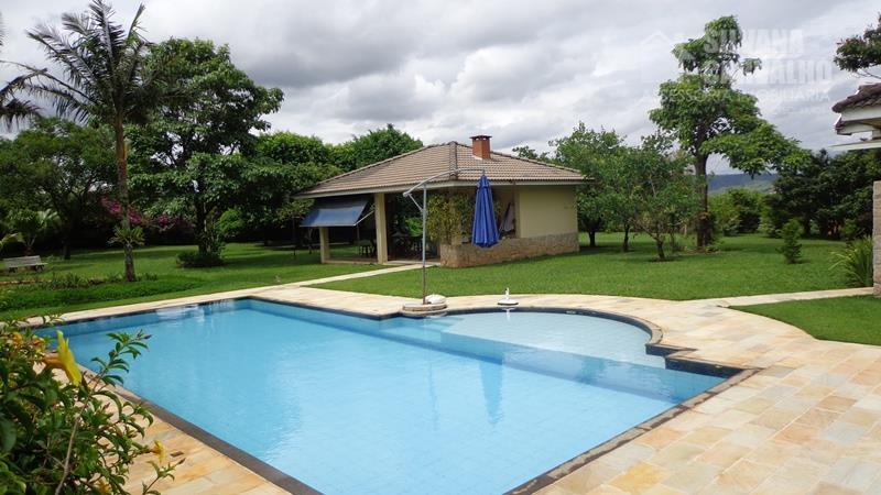 Casa à venda no Condomínio Terras de São José em Itu - CA4269.