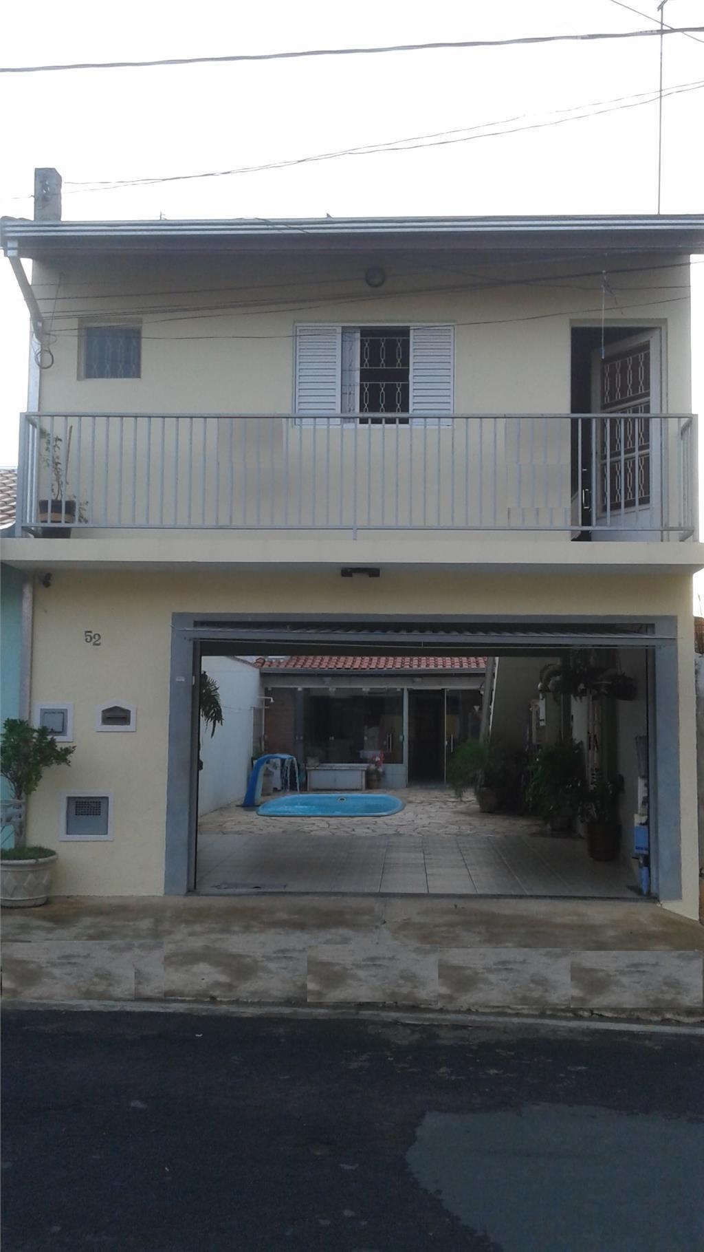 Casa residencial à venda, Loteamento Terras de São Pedro e São Paulo, Salto - CA4562.