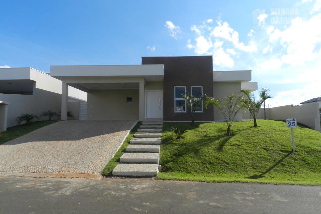 Casa residencial para venda e locação, Condomínio Xapada Parque Ytu, Itu - CA4453.