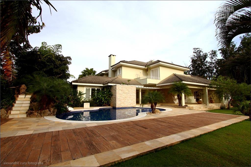 Casa Residencial para locação, Cond. Vila Real, Itu - CA2492.