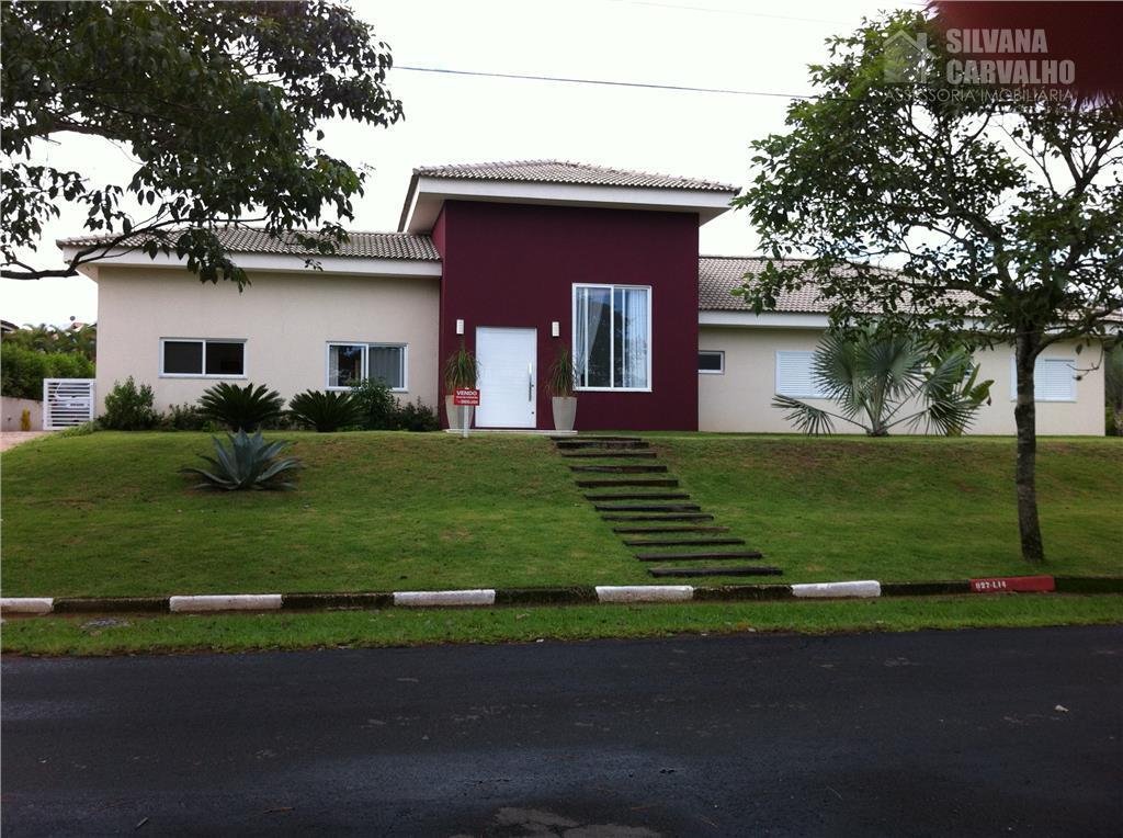 Casa residencial à venda, Condomínio City Castelo, Itu.