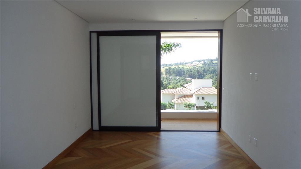 casa à venda e locação no condomínio terras de são josé ii em itu, sendo 6...