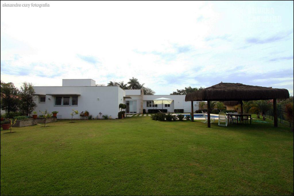 Casa residencial à venda, Condomínio Campos de Santo Antonio, Itu.
