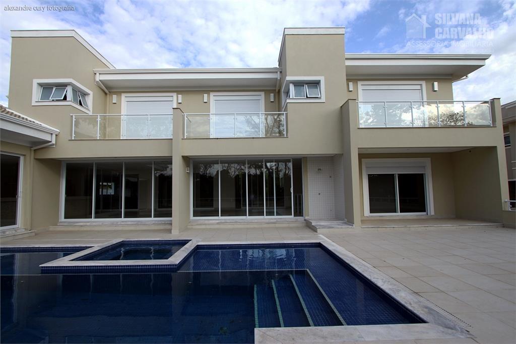 Casa Residencial Condomínio Terras de São José, Itu - CA2205.