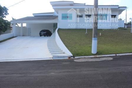 Casa à venda no Condomínio Village Castelo em Itu - CA4643.