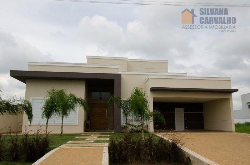Casa residencial à venda, Condomínio Xapada Parque Ytu, Itu.