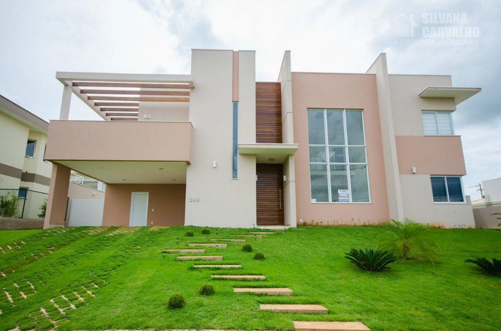 Casa residencial à venda, Condomínio Palmeiras Imperiais, Itu.