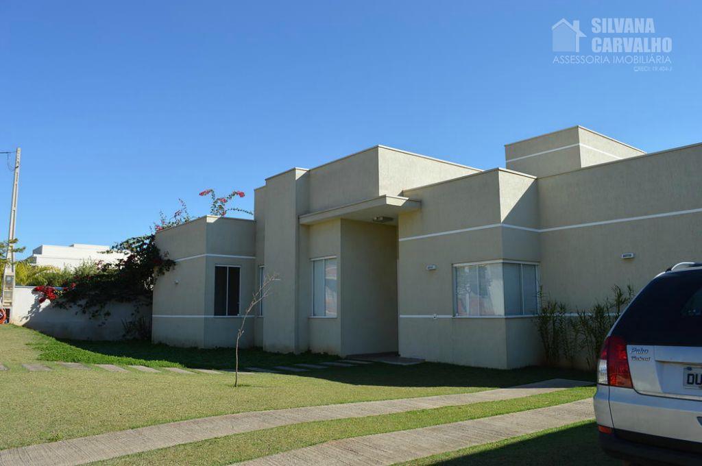 Casa residencial à venda, Condomínio Santa Monica, Itu.